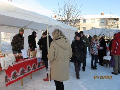 Julmarknad!
