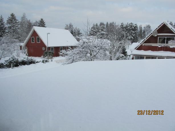 Snö! ;)