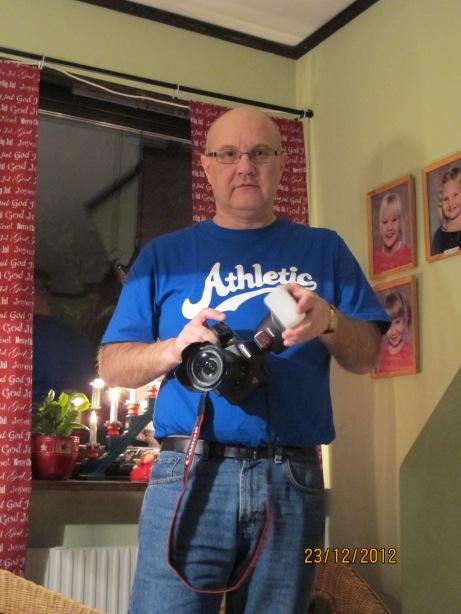 Pappa och sin kamera ;)