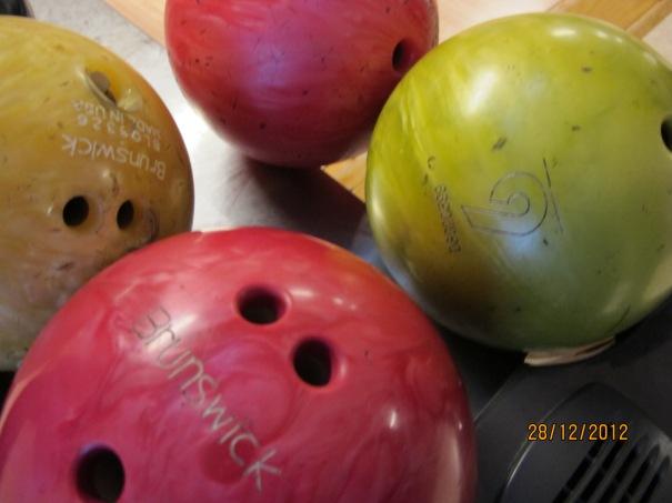 Bowlingklot
