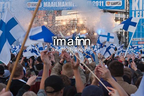 I´m a finn