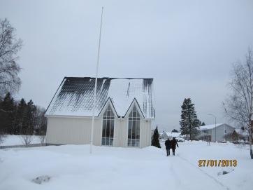 Korskyrkan Östervåla