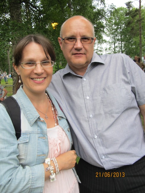 Mamma och pappa :)