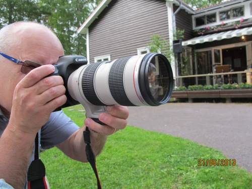 Fotografen ;)